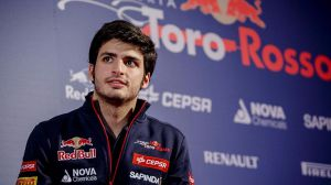 Carlos Sainz Jr no se irá de Toro Rosso