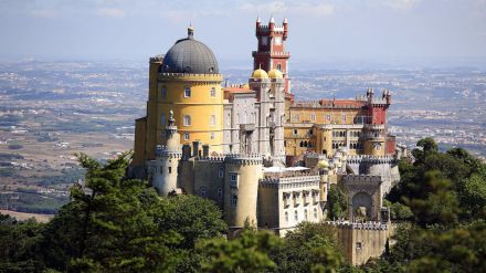 Sintra, el destino portugués de moda
