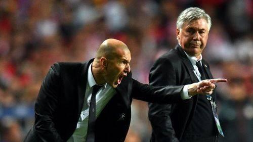 Zidane sabe lo duro que es el complicado banquillo del Real Madrid