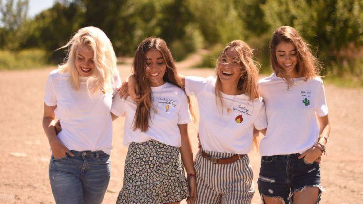 Moda a la española: ¿Aún no has visto la primera colección de camisetas de laagam?