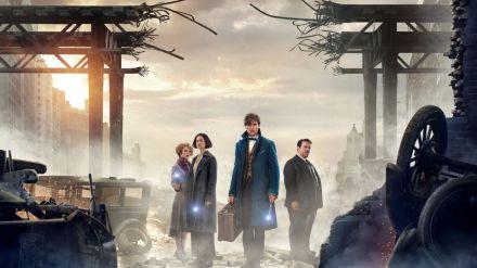 La nueva aventura del mundo mágico de J.K. Rowling ya está en marcha