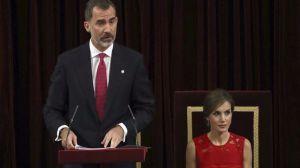 Felipe VI no se olvida de Gibraltar en su discurso ante los lores