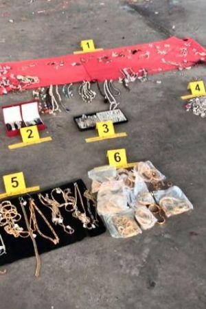 Detenido en Canarias un violento atracador de joyerías de 73 años