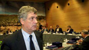 Detienen al presidente de la Federación Española de Fútbol