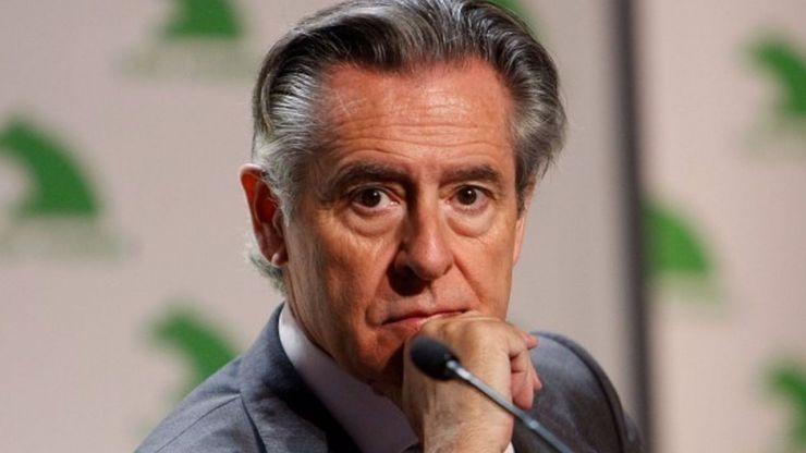 Hallado muerto Miguel Blesa en una finca de caza de Córdoba