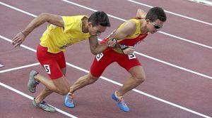 Dos paralímpicos españoles más conquistan la gloria en Londres