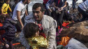 La situación en Lesbos de los refugiados sufre un dramático deterioro