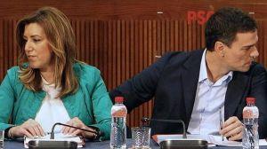 Susana gana y contínua tirando dardos a Sánchez
