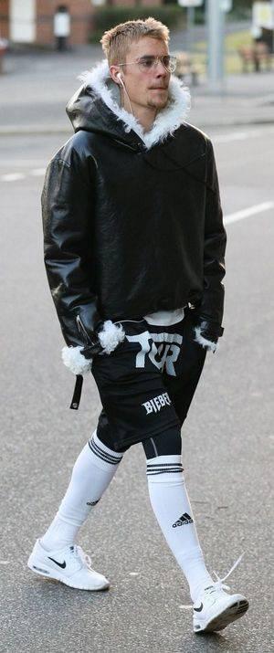 La moda de nuestros días, by Justin Bieber