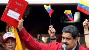 España no aceptara la Constituyente de Venezuela