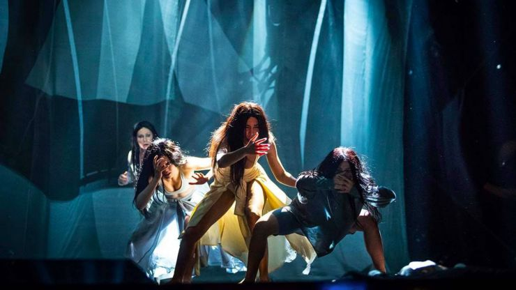 La eurovisiva Loreen lanza su segundo disco, 'Nude'