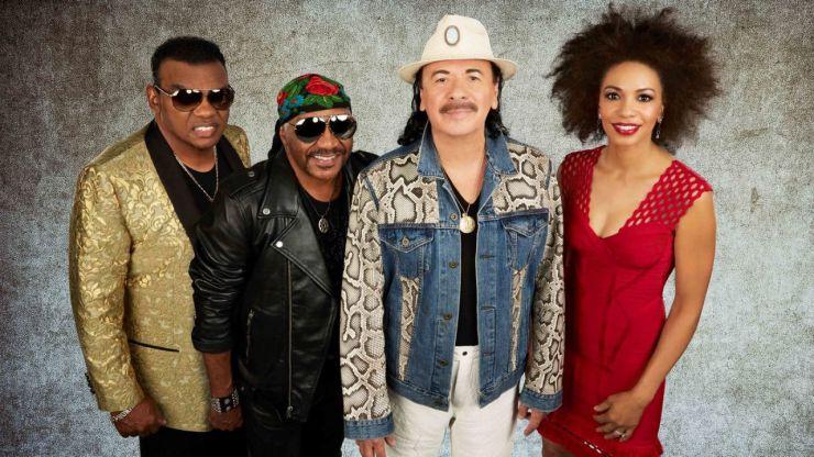 Santana y The Isley Brothers en clave de versiones
