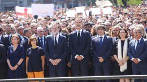 Rajoy pasa por alto los abucheos