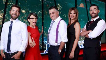 'El Intermedio' regresa este lunes con Manuel Burque como colaborador