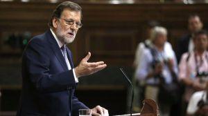 Rajoy promete proporcionalidad, inteligencia y firmeza