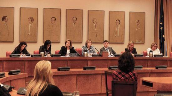 La Comisión del Pacto de Toledo vuelve a reunirse