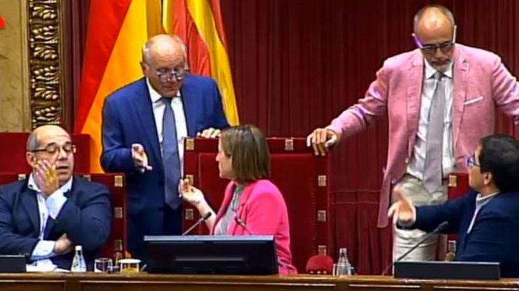 Cataluña inicia su desconexión