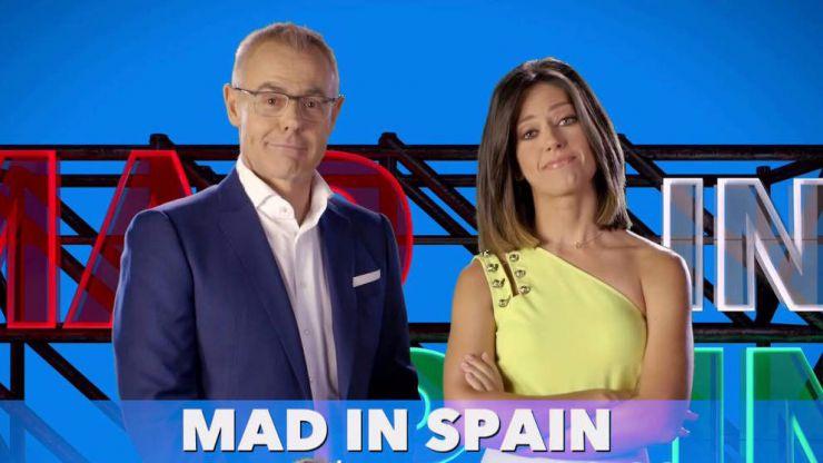 'Mad in Spain' relega a Telecinco a cuarta opción de la noche