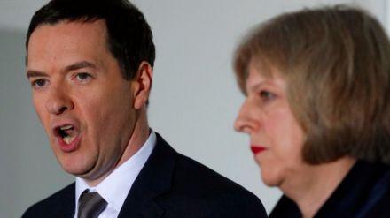 'No pararé hasta ver a Theresa May despedazada y en mi congelador'