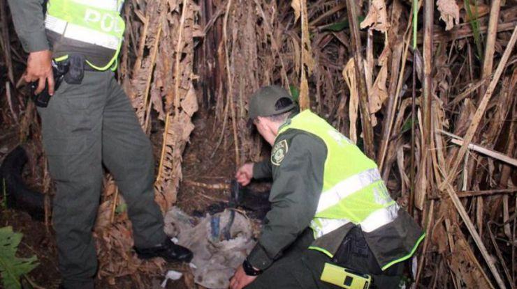 Un 'sin techo' rescata de la basura a un bebé lleno de hormigas y tierra