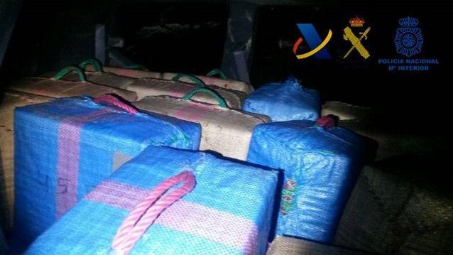 Cae una red de narcotráfico en Huelva