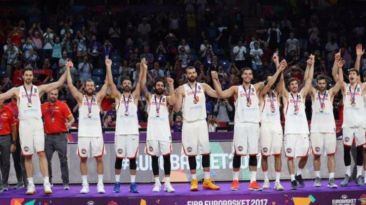 #Eurobasket2017: El España-Rusia, lo más visto del domingo