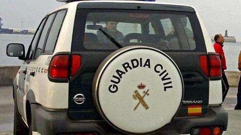 La Guardia Civil interviene más de 1.300.000 carteles y material de propaganda destinado a publicitar el referéndum