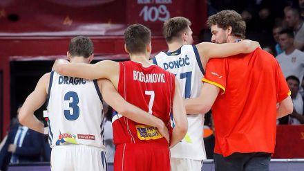 Un bronce histórico para España en el Eurobasket 2017