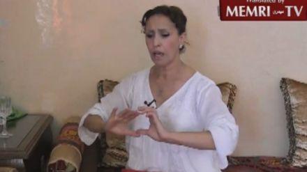 "Detenida en Marruecos por incitar a ""degollar a árabes"""