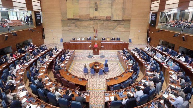 Cifuentes cumple o inicia todas las medidas del Debate del Estado de la Región de 2016
