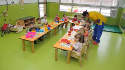 4 nuevas escuelas infantiles municipales en Madrid para el próximo curso