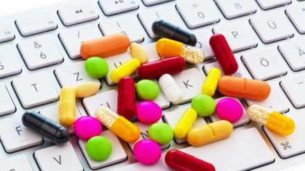 Intervienen gran cantidad de medicamentos destinados a la venta ilegal en Internet
