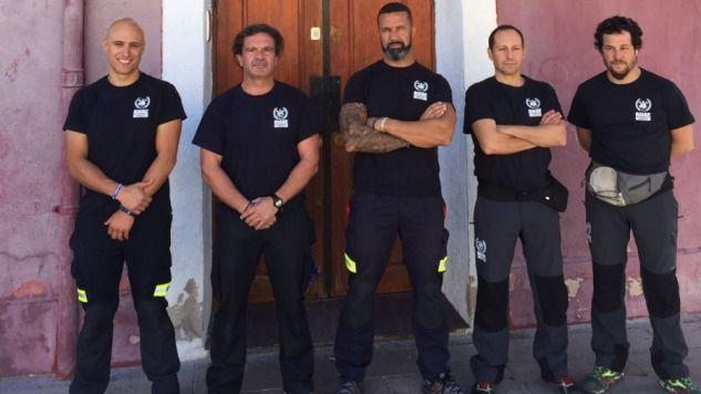 Los Bomberos de Huelva coordinan un contingente de ayuda a República Dominicana tras el paso del huracán 'María'