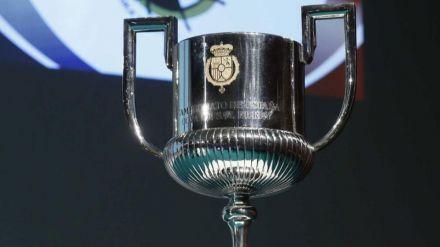 Ya tenemos los primeros cruces de la Copa del Rey