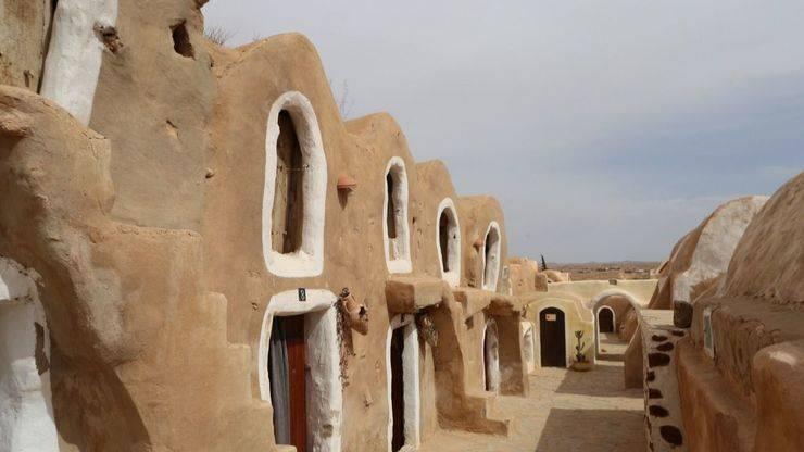 Un recorrido de película por Túnez