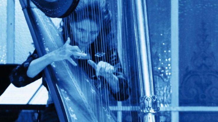 """La """"Dama del Arpa"""" ofrece un recital benéfico en Pozuelo a favor del Hogar Don Orione"""