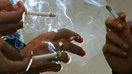 Más de 100.000 muertes relacionadas con el tabaquismo al año