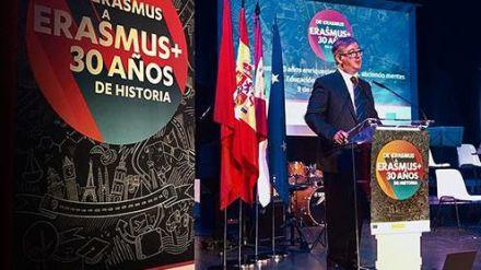 Marcial Marín: 'Nuestro presente y futuro está en una mayor integración, no en separarnos'