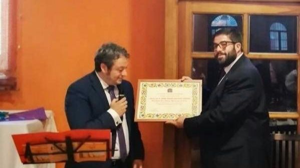 El presidente de la Diputación de Ávila es nombrado socio de honor de la Casa de Ávila en Valladolid