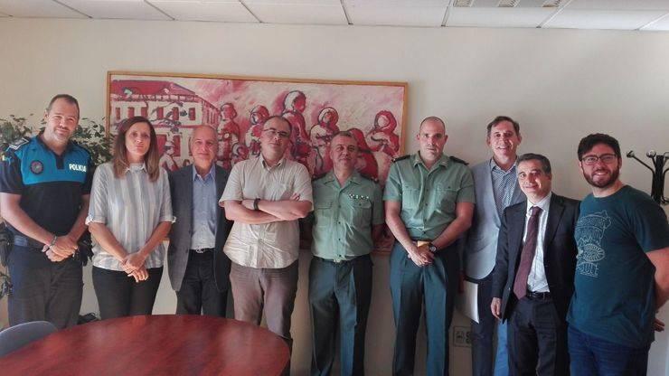 El Ayuntamiento de Villanueva del Pardillo ha presentado un plan integral para garantizar la seguridad en las Fiestas