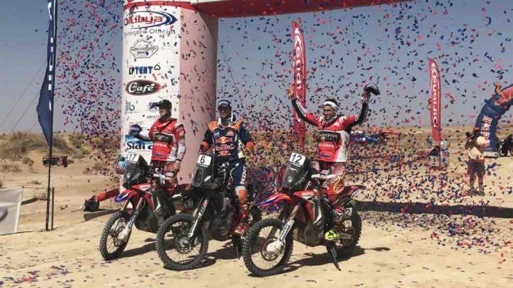 Concluye el Rally de Marruecos