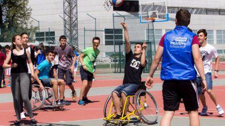 Esta legislatura será la del deporte inclusivo