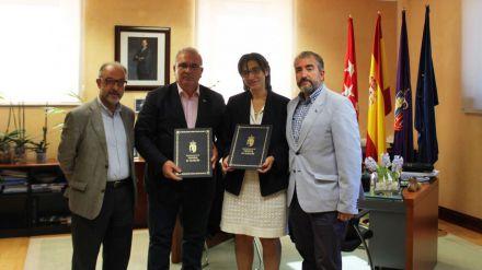 Pozuelo mantiene su compromiso con la AVT para apoyar a las víctimas del terrorismo