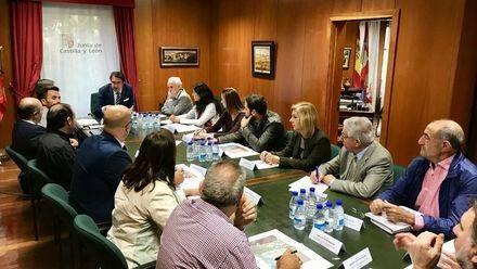 La Junta presenta las guías de respuesta ante episodios de inundaciones para once poblaciones de la provincia de Palencia
