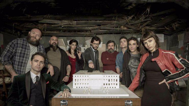 'La Casa de Papel' gana por la mínima a 'Mi casa es la tuya'