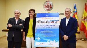 Se incrementa el número de compañías aéreas que trabajan con el aeropuerto de Valencia