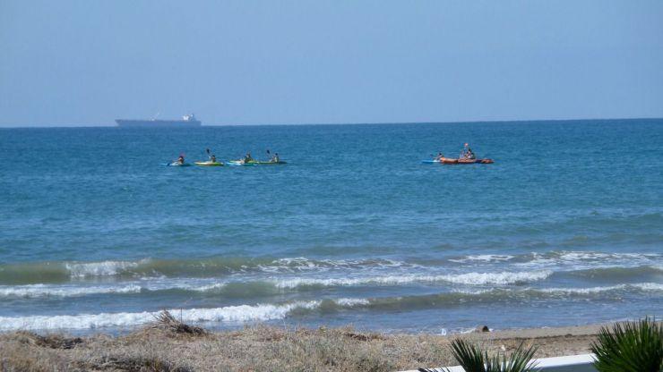 La Generalitat Valenciana pone en marcha la campaña de actividades náuticas A la mar