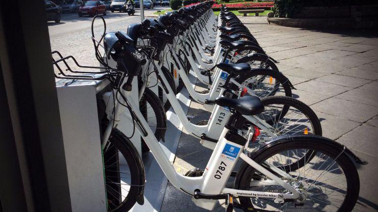 Pozuelo de Alarcón tendrá un sistema de alquiler de bicicletas eléctricas