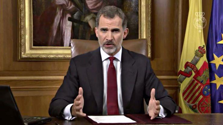 Felipe VI se pone duro con la situación catalana en los Premios Princesa de Asturias