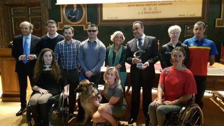 Los 'III Premios Resiliencia' honran a nuestros deportistas paralímpicos